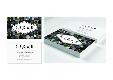 Cafe Oscar, Design